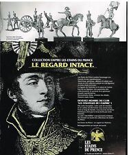 Publicité Advertising 1994 Collection Empire Les Etains du Prince