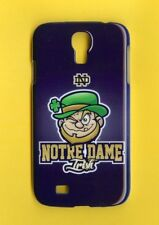 NOTRE DAME FIGHTING IRISH 1 Piece Case / Cover Samsung GALAXY S4 (Design 5)