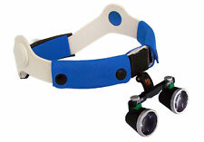 NEW FD-502G 2.5x Binocular Galileo Head Band Loupe Magnifier Glasses 330mm