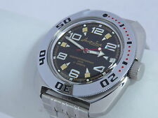 Man's Fashion VOSTOK Russian military Amphibian diver 200m. auto watch. 710335
