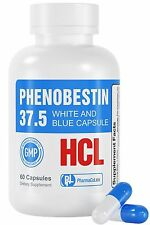PHENOBESTIN 37.5 Appetite Suppressant Weight Fat Burner Adipex/Phen Alternative