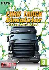 Euro Truck Simulator - Extra Play (PC CD) (UK IMPORT) Nuovo e Sigillato