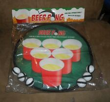 Beer Pong Wall Game w/Six Balls - Brand NEW in Package