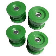 BMW Poly Polyurethane Subframe Bushings E46 - BimmSport - MADE IN USA