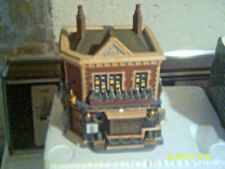 DEPT 56 DICKENS VILLAGE  - THE HORSE AND HOUND PUB