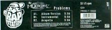 "Tha Mexakinz Problems (1995/96) [Maxi 12""]"