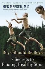 BOYS SHOULD BE BOYS [9780345513694] - MEG MEEKER (PAPERBACK) NEW
