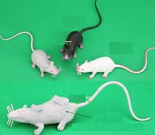 FD2876 Halloween X'mas Props Practical Joke Party Toy Simulation Mouse Mice 1pc