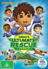 Go Diego Go! - Diego's Ultimate Rescue League (DVD, 2012) region 4