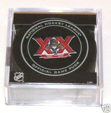 FLORIDA PANTHERS 2013-2014 20th Anniversary Season Logo OFFICIAL GAME PUCK NEW
