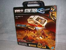 Spock's Volcano Mission Kre-O Star Trek A3139 Light Tech Sulu Kreons 2012 New