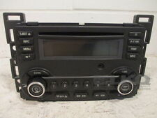 08 2008 09 2009 Pontiac G6 CD Player Radio ID:25890719 OEM LKQ