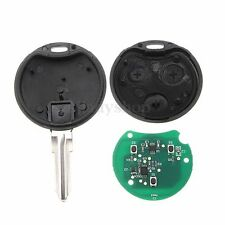 3 BTN 433MHz Remote Key Fob Chip Blade For Smart Fortwo City Roadster Forfour K