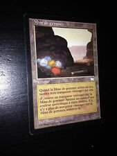 MTG MAGIC WEATHERLIGHT GEMSTONE MINE (FRENCH MINE DE GEMMES) NM