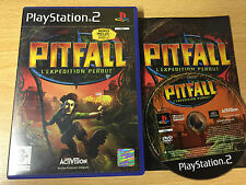 PS2 pitfall l'expedition perdue