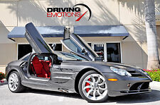 Mercedes-Benz: SLR McLaren Coupe