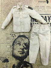 Hobby Master Moshe Dayan IDF Chief Shirt & Pants & Insignia loose 1/6th scale