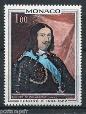 MONACO 1969, timbre 797, TABLEAU PHILIPPE DE CHAMPAIGNE, neuf**