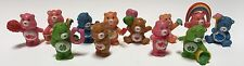 Vintage Lot Of 12 Kenner PVC Care Bears Figures A.C.G 1983 80's Toys