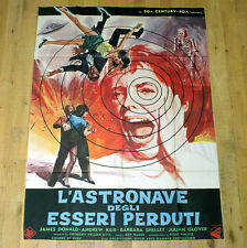 L'ASTRONAVE DEGLI ESSERI PERDUTI manifesto poster Quatermass and the Pit Sci Fi