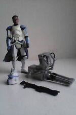 star wars 3.75 action Clone trooper - Heavy gunner