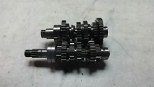 82 KAWASAKI KZ550 KZ 550 KM179B. ENGINE TRANSMISSION GEARS ASSEMBLY