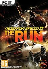 Need for speed: the run (pc dvd) tout neuf scellé