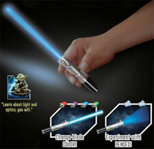 Star Wars Anakin's Mini Lightsaber Science Light Saber Tech Lab LED Gift BIN