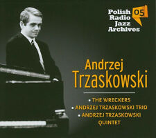 Polish Radio Jazz Archives 5 - Andrzej Trzaskowski (CD) 2013 NEW