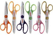 6pc Fiskars Paper Edger Scissors CLASSIC Set Scrapbook Card Paper Crafts NIP