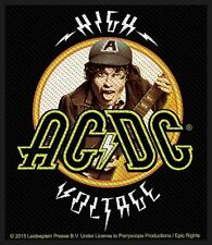 "AC/DC "" High Voltage "" Parche/parche 602595 #"