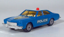 Corgi Buick Regal Superman City of Metropolis Police Scale Model 1975 1976 1977