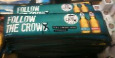 3 x  Dead Crow Rubber backed bar runners (new)