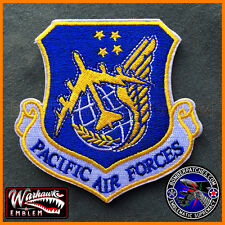 Pacific Air Forces PACAF Command Patch, B-52 20th 23d 69th 96th Bomb Squadrons