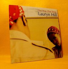 Cardsleeve single CD Lauryn Hill Doo Wop (That Thing) 2TR 1998 Hip Hop Fugees