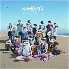 This Modern Glitch by The Wombats (U.K.) (CD, Apr-2011, Bright Antenna)