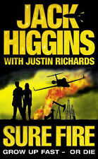 Sure Fire, Higgins, Jack, Excellent Book
