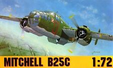 B 25 C MITCHELL Mk.III (No.305 Polish SQN RAF & 488th BS USAAF) 1/72 GOMIX