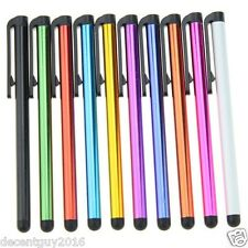 Capacitive Stylus Touch Screen Pen for All Smart Mobile Phones/Tablets = 1 Pc.