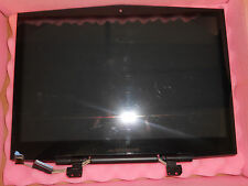 "Genuine Alienware M17X 17 "" LCD Screen w/Frame & Hinges LTN170CT11 G517T"