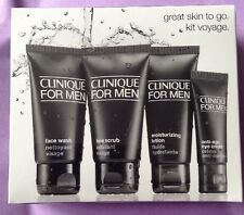 CLINIQUE FOR MEN Great skin to go travel set - brand new and sealed