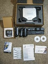 Panasonic Toughbook CF-31 128GB SSD 4GB RAM BD-ROM Core i5 Dock Extras Bundle