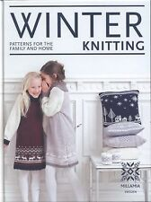 Winter Knitting: Patterns for the Family and Home (2015, Hardcover) Scandinavian