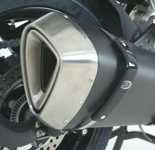 R&G Racing Exhaust Can Protector to fit Aprilia Caponord 1200