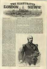 1855 Gen Pelissier C-in-chief Of The French Sebastopol Map Plan Malakoff Tower