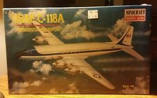 Minicraft Super 144 #14469 USAF C-118A Presidential Transport, NIB