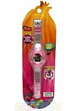 Dreamworks Trolls Poppy Flashing LCD watch for Girls Kids