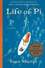 Life of Pi Yann Martel Fantasy Adventure God Religious Book Allah Vishnu tiger