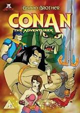 Conan The Adventurer Blood Brother DVD