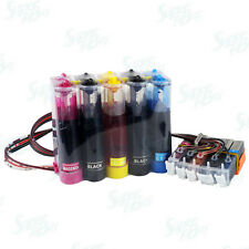 Continuous Ink Supply System for Canon PGI-270 CLI-271 PIXMA MG5722 MG6820 CISS